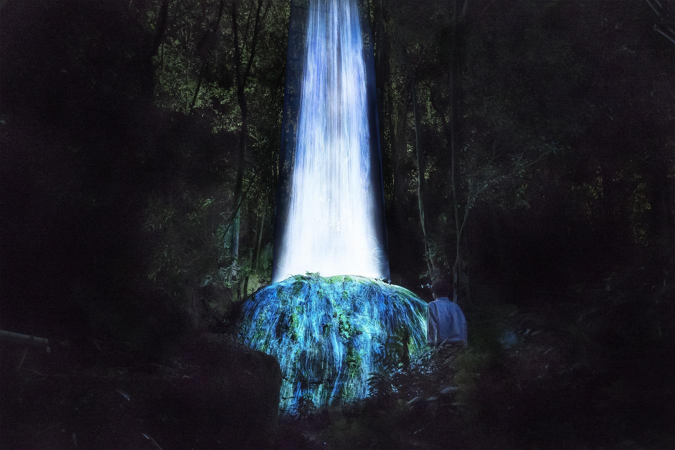 3Days 満ち て ゆく 刻 の 彼方 で 開幕》「チームラボ かみさまがすまう森の廃墟と遺跡 – the