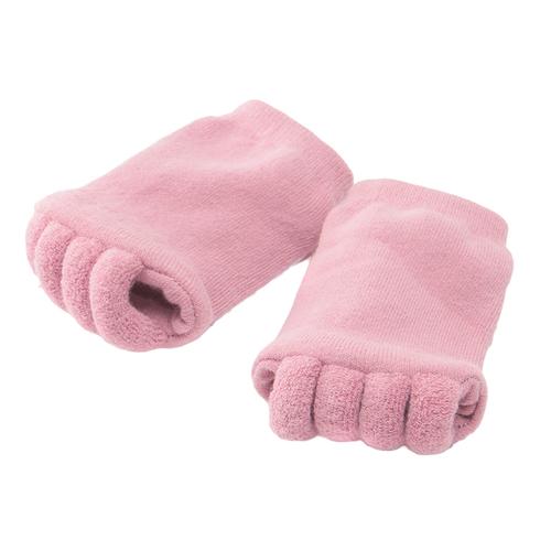 「5本指ソックス」価格:590円/ルームソックスとして履くだけで むくみが緩和されリフレッシュできる 5本指ソックス。