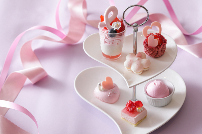 『STRINGS PINK Sweets Collection』イメージ