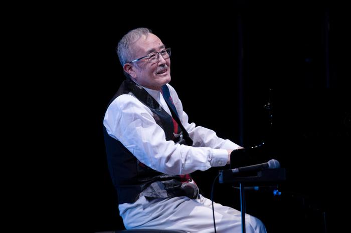 ©︎山下洋輔トリオ 結成50周年記念コンサート 撮影:菊地英二