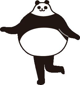 SCStyle Cute Sleeping Dreaming Panda/ /MacBook Air 27,9/cm 33/cm//MacBook Pro 33/cm 38,1/cm 43,2/cm pour Ordinateur Portable Autocollant Vinyle Panda*1 Dreaming Panda