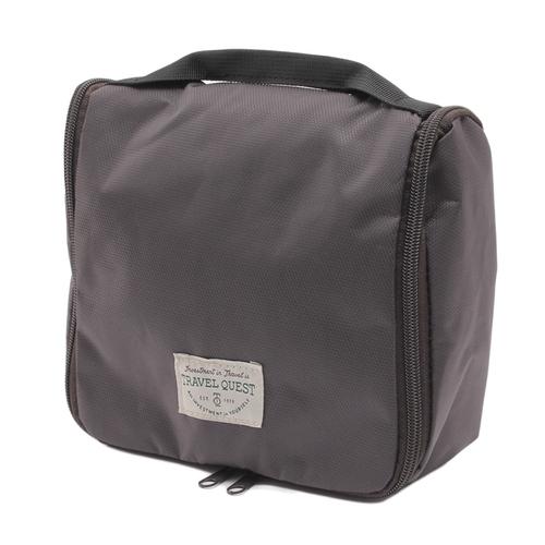 「洗面用具ポーチ Tag」価格:790円/サイズ:W8.5×D5×H11cm