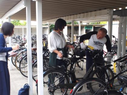 自転車 通学 用