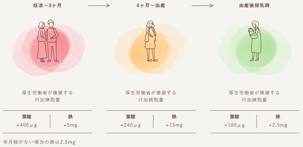葉酸 いつまで 妊婦 【産婦人科医監修】妊娠中に葉酸の摂取はいつからいつまでするべき|子育て情報メディア「KIDSNA(キズナ)」