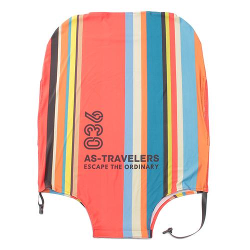 「スーツケースカバー Stripe」価格:980円