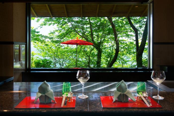 吉祥CAREN レストラン「青竹」