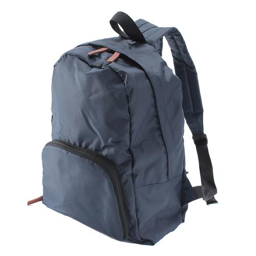 「折り畳みバックパック」価格:1,280円/サイズ:W28.5×D14×H36cm