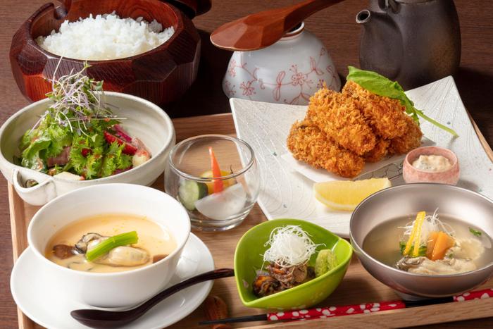 【先着20食】かきづくしご膳