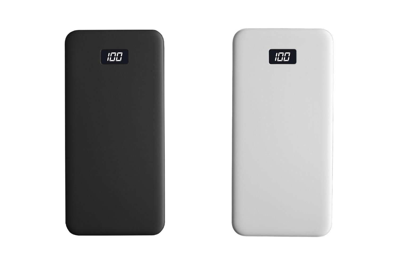 OWL-LPB10010/OWL-LPB15010はデジタル式の残量表示計を装備