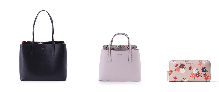 kate spade new york cherry blossom collection