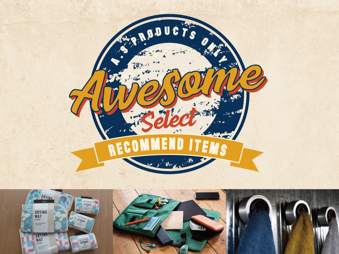 AWESOME STORE(オーサムストア)「AWESOME SELECT」