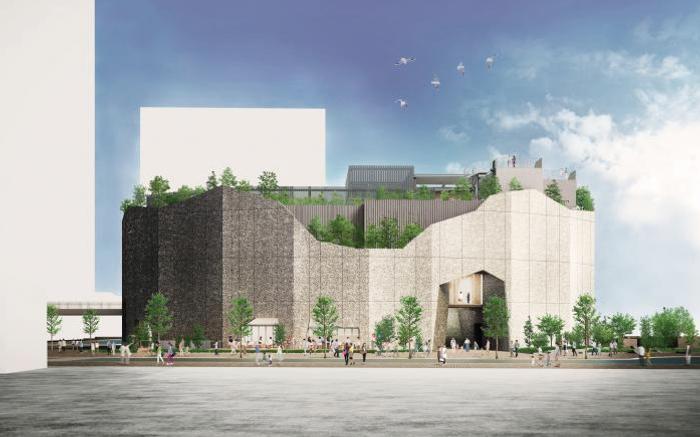 神戸新港突堤西地区に神戸の新たなランドマーク「神戸ポートミュージアム」