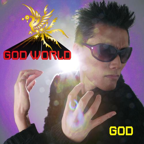 GOD11曲入りアルバム「GOD WORLD」