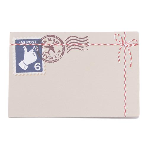 メッセージカード Post