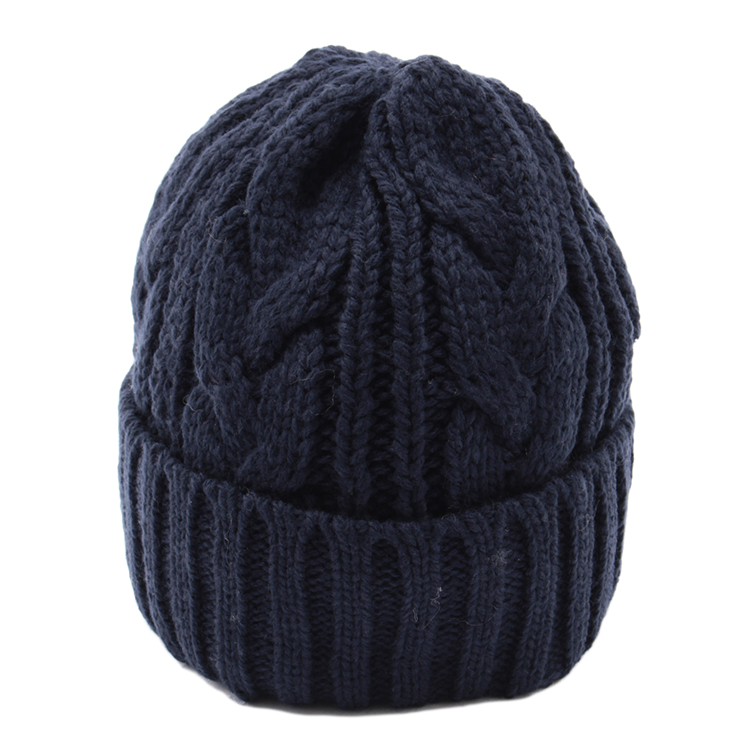Revive Online Womens Cable Knit Beenie