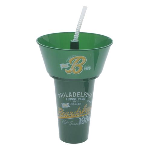 「スナック&ドリンクカップ」価格:790円/上部にスナックホルダーを取り付けた便利なドリンクカップ。飲み物を飲みながらスナックなどを食べられます。