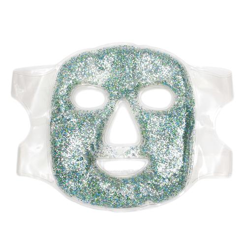 「Cold&Hot Gel フェイスマスク」価格:690円/冷蔵庫・冷凍庫で冷やす、また電子レンジで温めて繰り返し使えるフェイスマスクです。