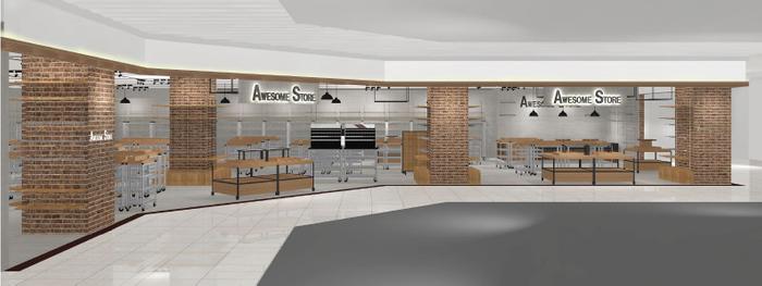「AWESOME STORE エミフルMASAKI店」店舗イメージ