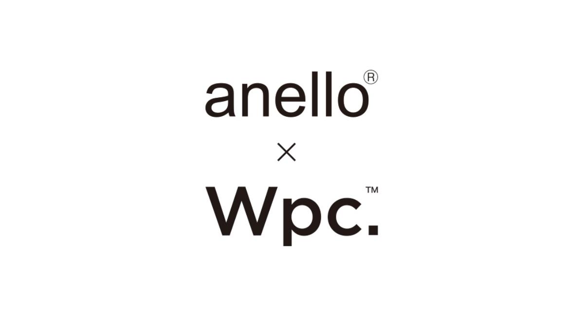 [copy]【anello®×Wpc.™】コラボバッグの第2弾がロフト限定で登場! 画像