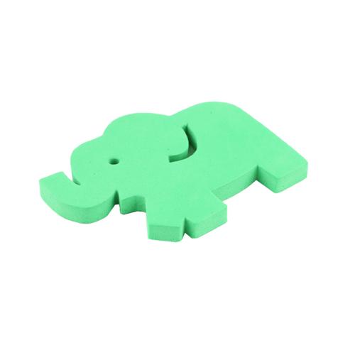 「EVA お風呂トイ 10P Zoo」ポップで可愛らしい動物園をテーマにしたバストイ10個セット。湯船に浮かばせたり壁にくっつけることができます。