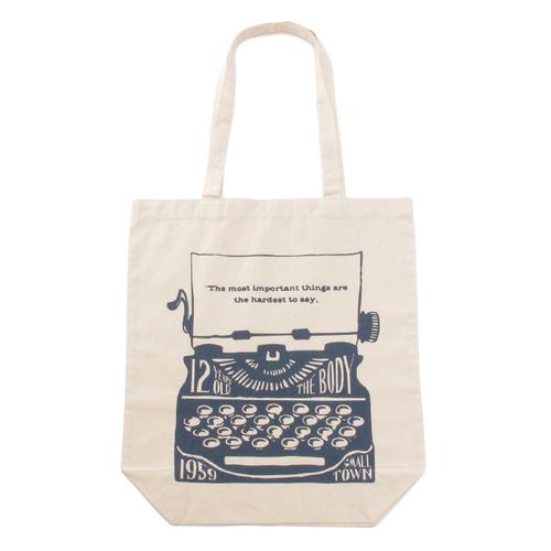 「ショッピングバッグ Typewriter」