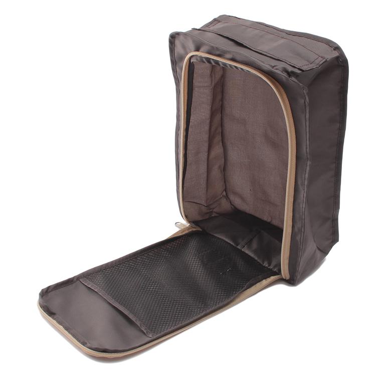 Gili Brave Knight Travel Passport /& Document Organizer Zipper Case