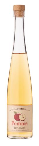 350ml 2,420円(税込)※1,000本限定 ■「Pomme(ポム)」■アルコール分:18%