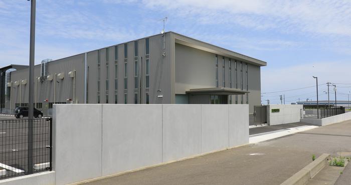 採用実績:河野電機株式会社様(現場打ちRC塀の設計変更)