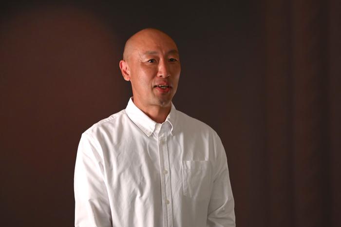 作硯家 西本 浩一氏