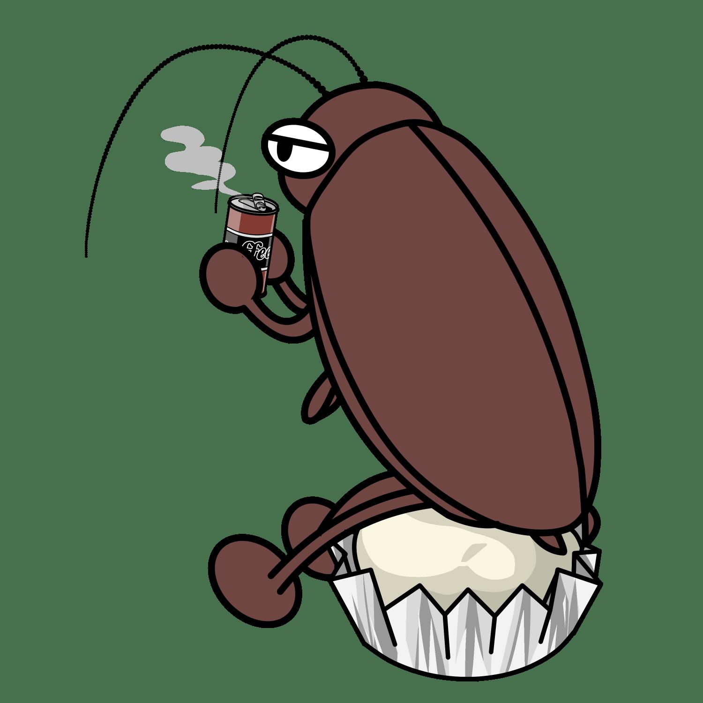 ゴキブリ専門!70種の無料イラスト素材を配布スタート!擬人化キャラやリアルなゴキブリ、さらに対策シーンまで、多彩なイラストがラインアップ | NEWSCAST