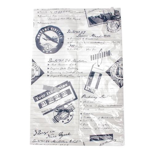 「トラベル圧縮袋 M」価格:230円/サイズ:W40×H60cm