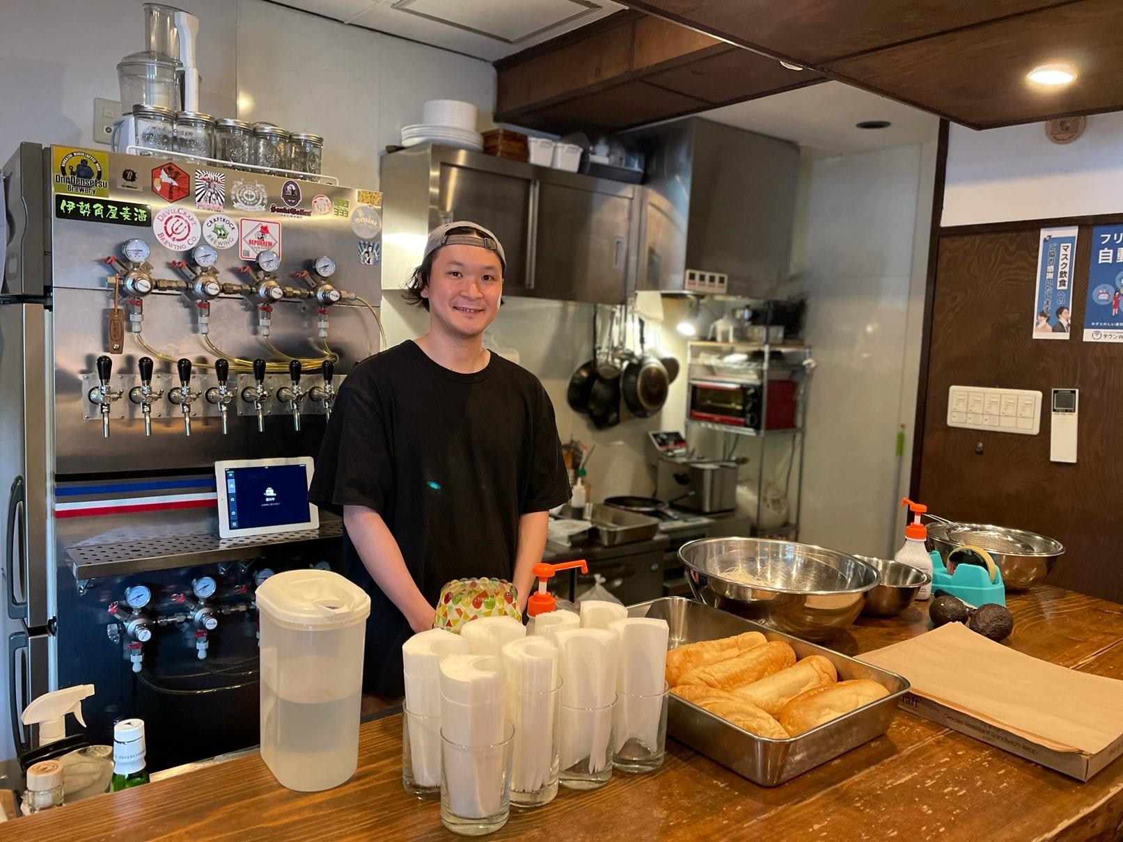 折り重なる食材のハーモニー! ベトナムサンドイッチのバインミーV! 桜木町にオープン! 画像