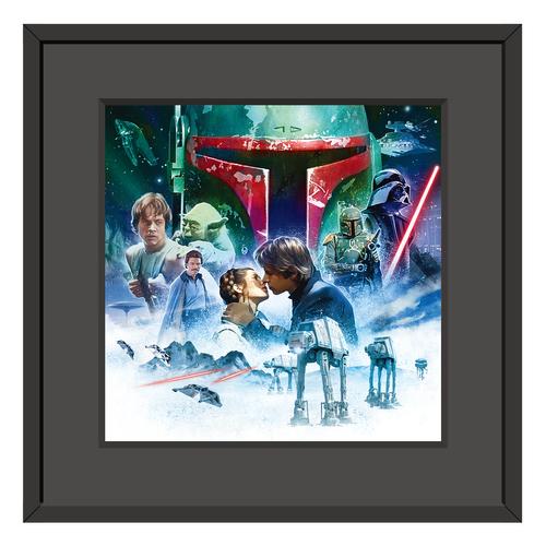 『スター・ウォーズ エピソード5/帝国の逆襲』 Star Wars: Episode V The Empire Strikes Back