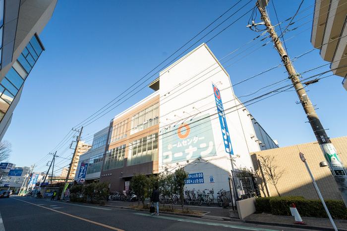 コーナン江戸川中央店 (徒歩1分 70m)