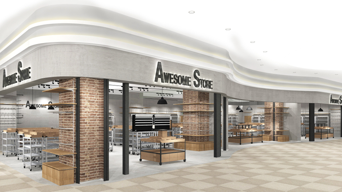 「AWESOME STORE 鹿児島店」店舗イメージ