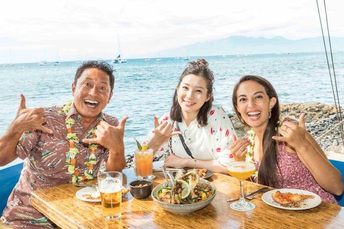 12月1日放送「ハワイに恋して!」②