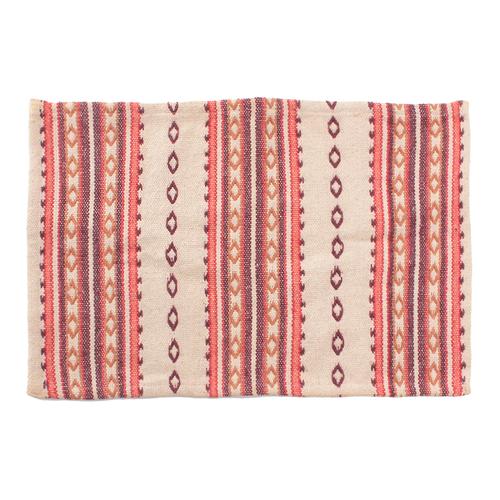 「アフリカン プレイスマット Tribal」価格:390円/サイズ:W45×H30cm