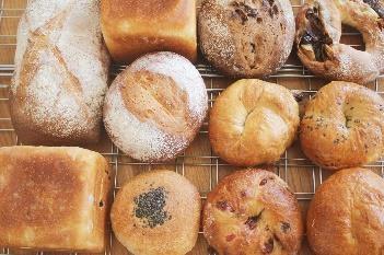 国産小麦と天然酵母のパン工房 HIBINO(大分県)