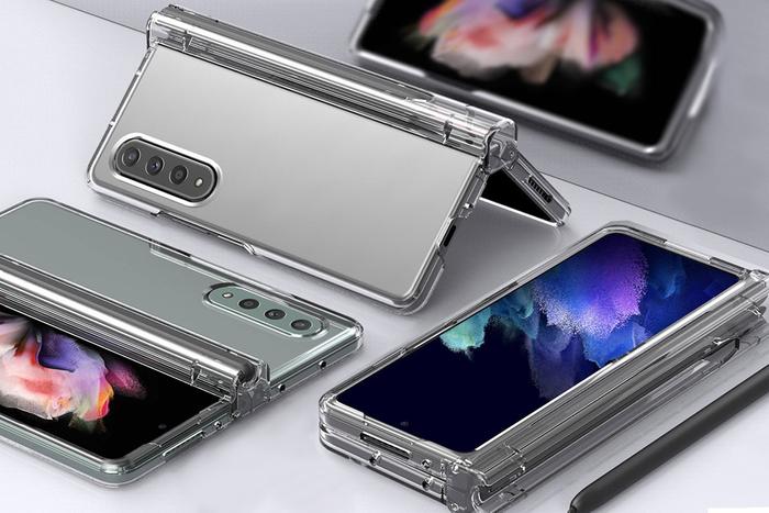 サムスン公式アクセサリーパートナーarareeより、Galaxy Z Fold3向けアクセサリーを発売