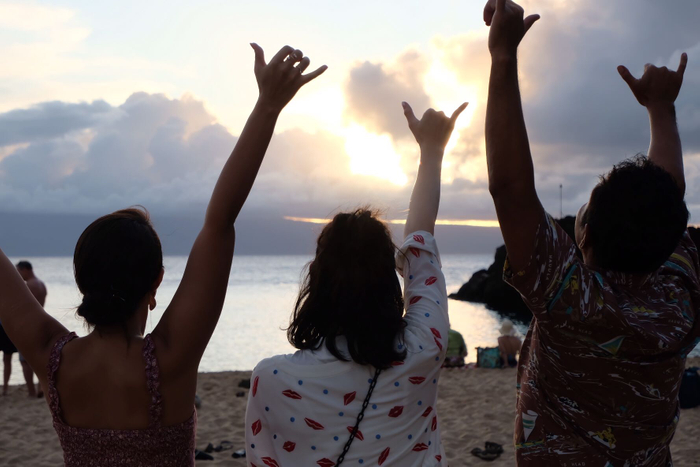 12月1日放送「ハワイに恋して!」④