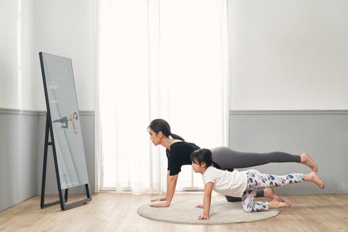 「Fitness Mirror」のイメージ画像