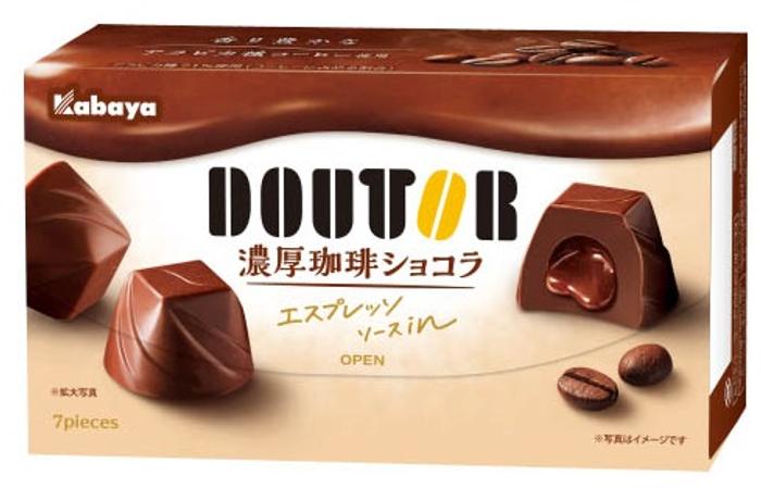 ドトール濃厚珈琲ショコラ
