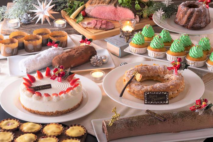 ダイニングカフェ SOCO 「クリスマススイーツブッフェ ランチ&ディナー」