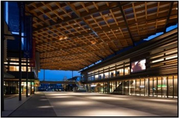 ▲開催場所である奈良県コンベンションセンター