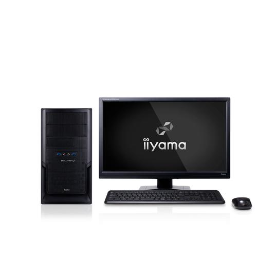 iiyama PC SOLUTION∞「ASUS Control Center Express」ライセンスキー付属パソコン発売