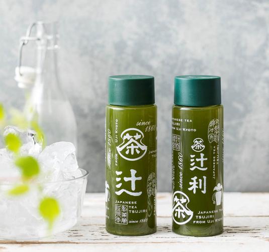 辻利の冷抹茶(ボトル付き)