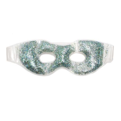 「Cold&Hot Gel アイマスク」価格:390円/フェイスマスクと同素材のアイマスクです。