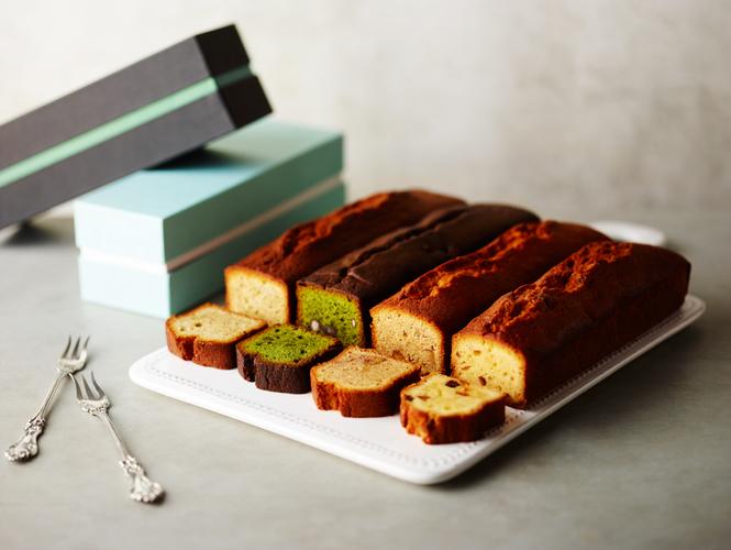 ホテルメイドのパウンドケーキ(全4種)