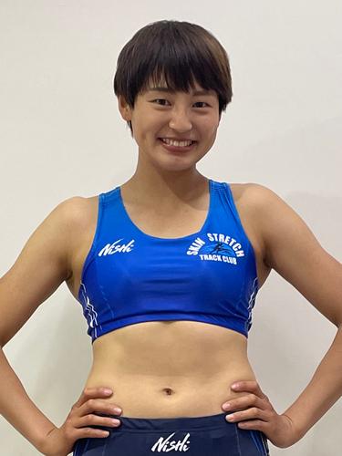 スキンストレッチトラッククラブ 藤沼朱音選手