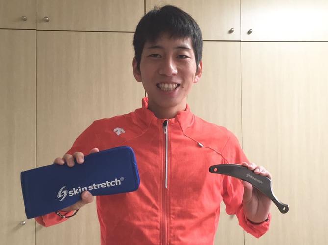 NTT西日本小松巧選手 かつてスネの痛みから復活